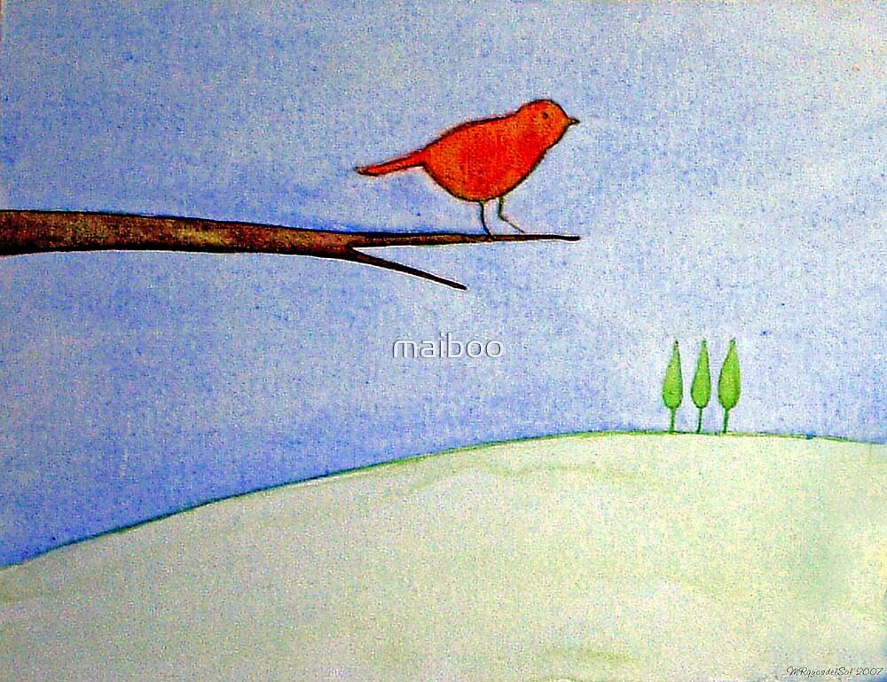 Lil Birdy by maiboo