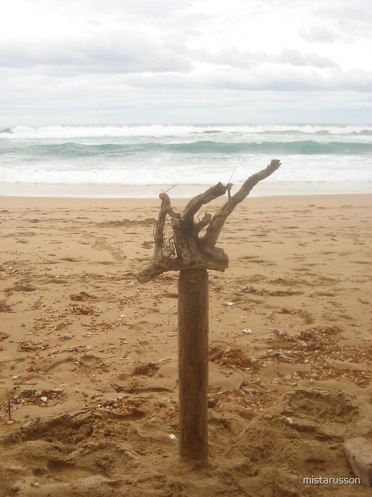 Sea sculpture 1 by mistarusson