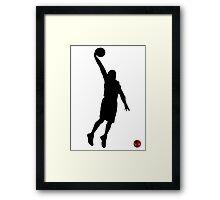 NBA FreeStyle #1 Framed Print