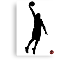 NBA FreeStyle #1 Canvas Print