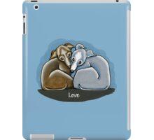 Italian Greyhound Huddle iPad Case/Skin