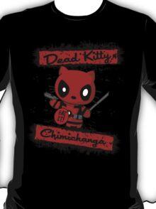Dead Pool Hello Kitty T-Shirt