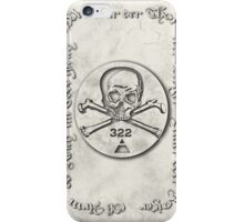 Skull and Bones iPhone Case/Skin