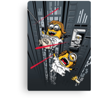 Despicable Escape Canvas Print