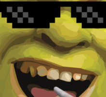 Get Shrekt Sticker