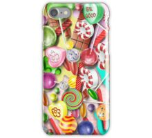 sweets for sweety iPhone Case/Skin