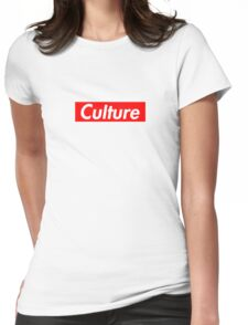 Migos Culture - Supreme Womens Fitted T-Shirt