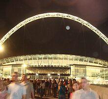 Wembley Stadium June 2007 by kglee28