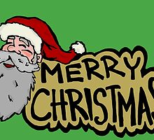 Santa Claus header by Logan81