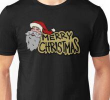 Santa Claus header Unisex T-Shirt