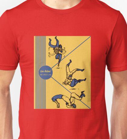 LIVE ACTION! Unisex T-Shirt