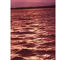 Troubled Water Photographic Print