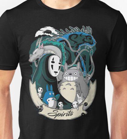 Spirits Unisex T-Shirt