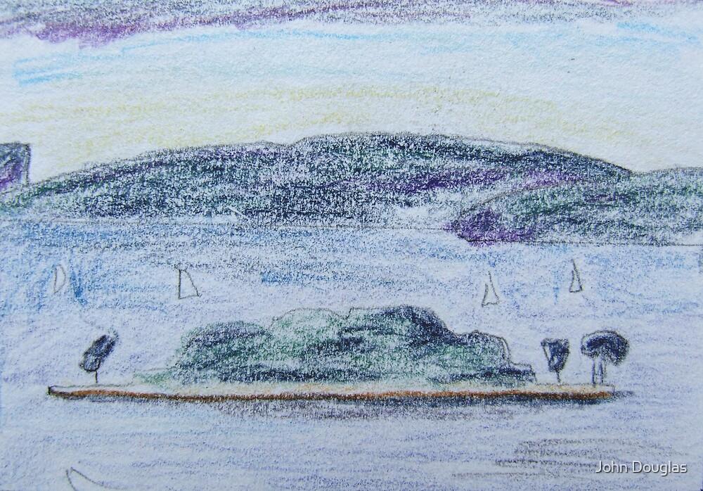Clarke Island 13 by John Douglas