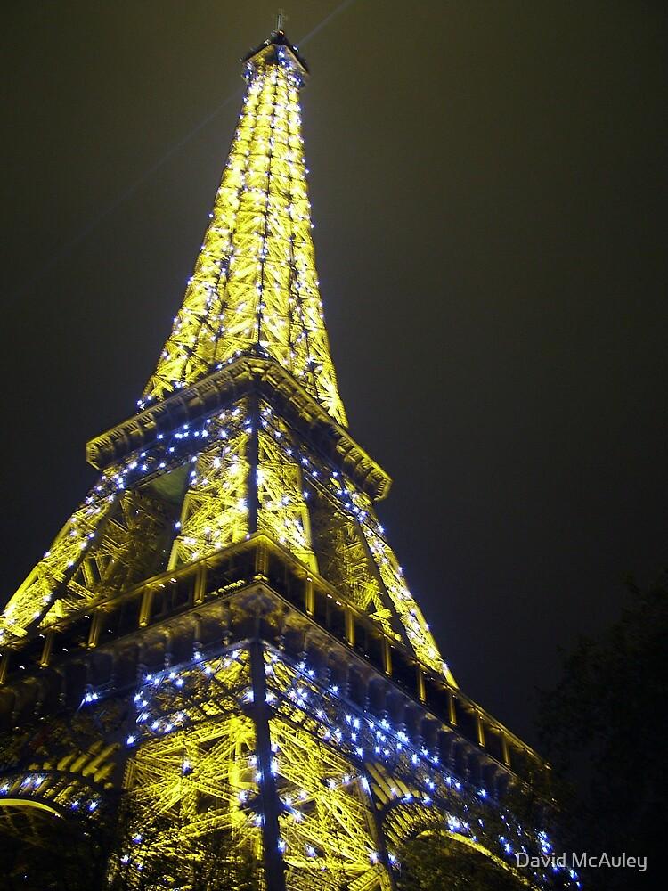 Eiffel Tower  by David McAuley