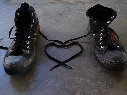 my shoes love Josh by elizabethrose05