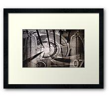 Gotham 07 Framed Print