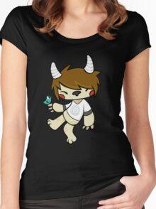 Birdoo Women's Fitted Scoop T-Shirt