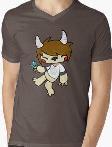 Birdoo Mens V-Neck T-Shirt