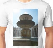 Vatican Fountain Unisex T-Shirt