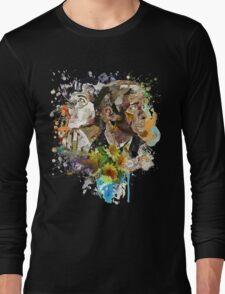 Ephemera III: The Detective and the Blogger Long Sleeve T-Shirt