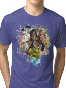 Ephemera III: The Detective and the Blogger Tri-blend T-Shirt