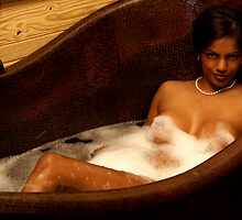 Bubble Bath (2) by Scott  Remmers