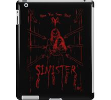 (Even More) Sinister iPad Case/Skin