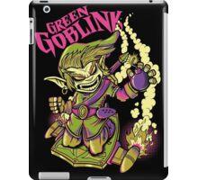 GREEN GOBLINK iPad Case/Skin