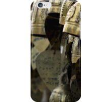 Temple Bells iPhone Case/Skin