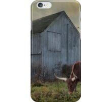 The Longhorn iPhone Case/Skin