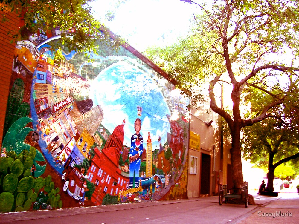 mural by CaseyMarie