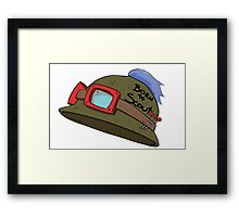 Born To Teemo Framed Print