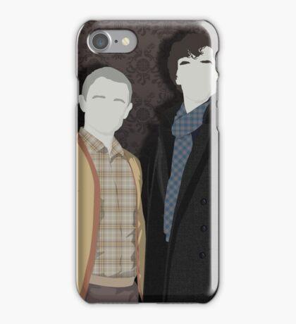 Sherlock Office party iPhone Case/Skin