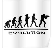 Evolution Poster