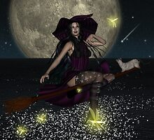 June, Seasons of the Witch: Season of the Witch by MichelleIacona
