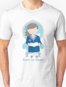 Born to Read Unisex T-Shirt