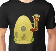 Glitch Firebog Land crown game teleporter Unisex T-Shirt