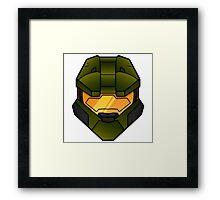 Master Chief Framed Print
