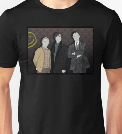 Sherlock Office party Unisex T-Shirt
