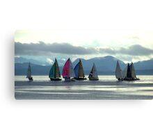 Van Isle 360, 2007 3 Canvas Print