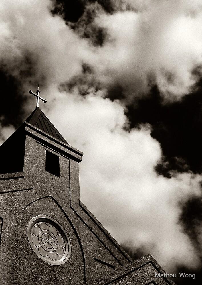 Church Tower by Mathew Wong