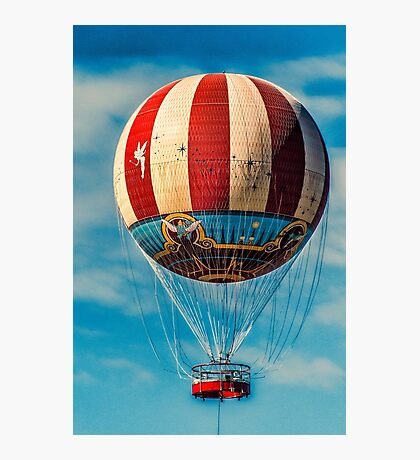up, up and away Photographic Print