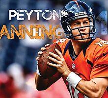 Peyton Manning MVP Design by RhinoEdits