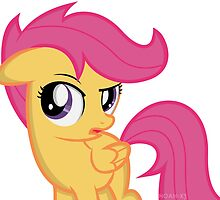 Scootaloo - Lame by Deltateam210