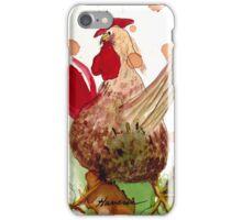 CHARLIE CHICKEN iPhone Case/Skin