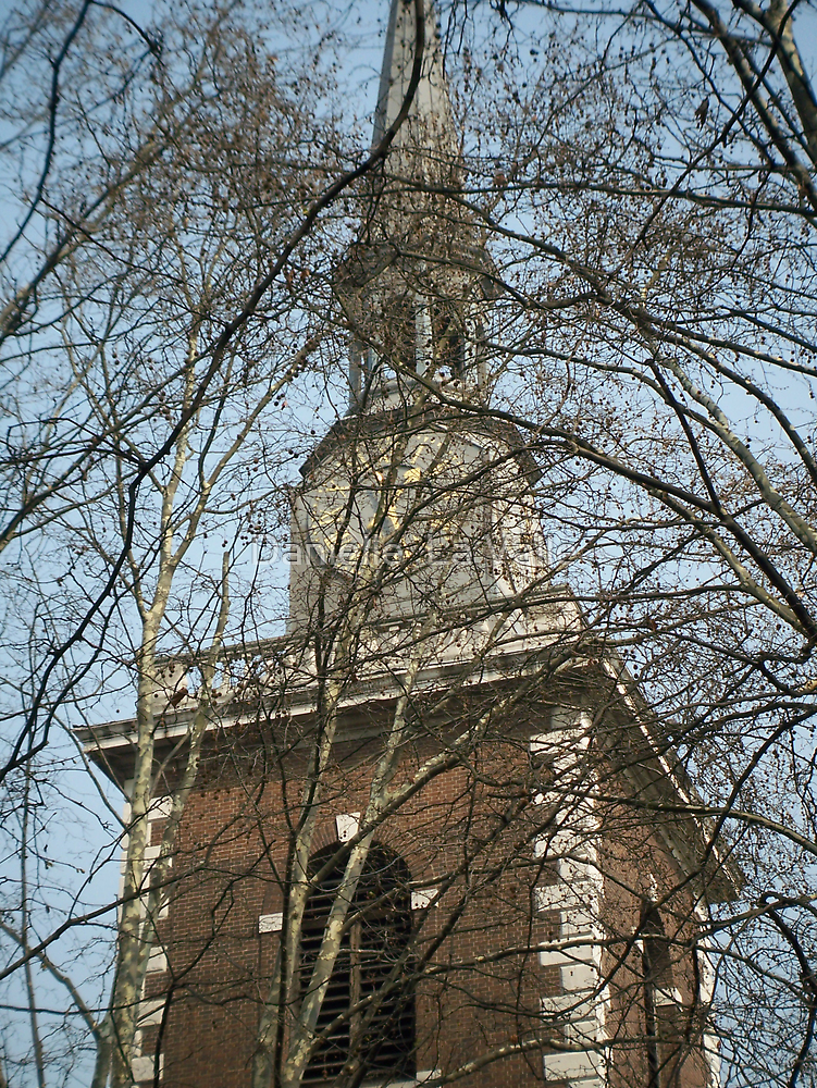 St.James's Church Piccadilly 2 by Danielle  La Valle
