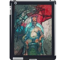 The King is Naked iPad Case/Skin