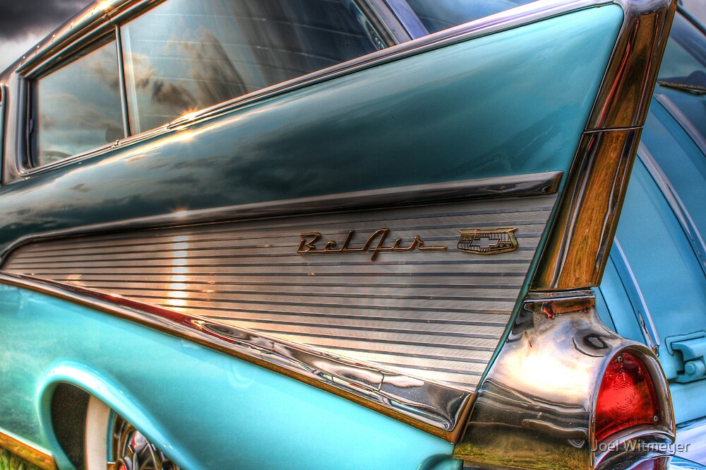 Chevy BelAir by Joel Witmeyer