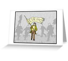 Eskimo Greeting Card
